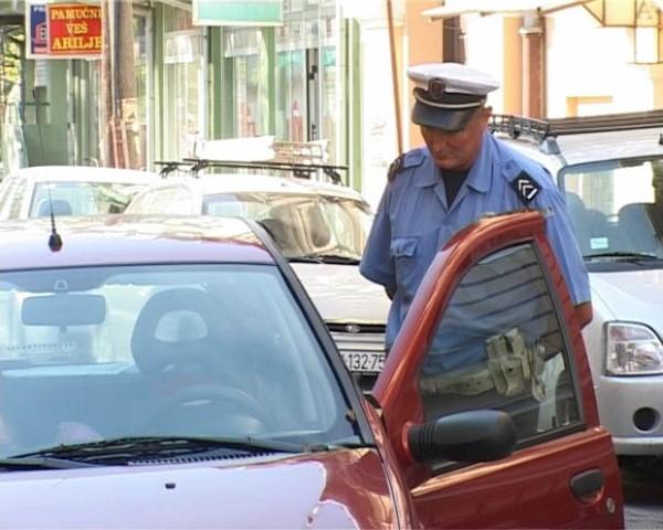 policajac kontrola