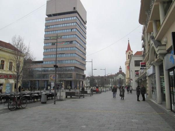 Centar-Zrenjanin