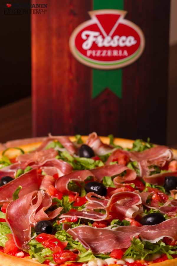 fresco pizza picerija dostava zrenjanin