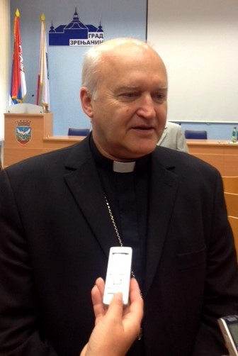 zrenjaninski biskup ladislav nemet