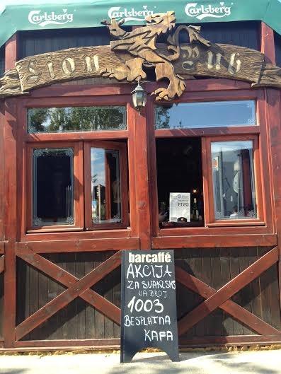 akcija lion pub