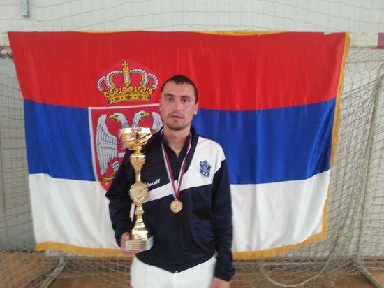 Šampion: Vladimir Petrović
