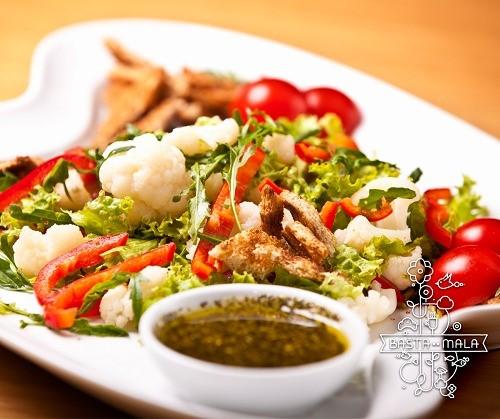 Basta-mala-karfiol-salata