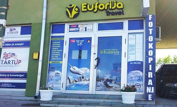 euforija travel agencija zrenjanin Veliki popusti za letovanja u septembru