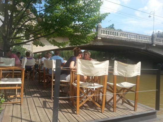 Kafići pored Begeja