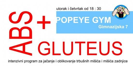ABS + gluteus 4