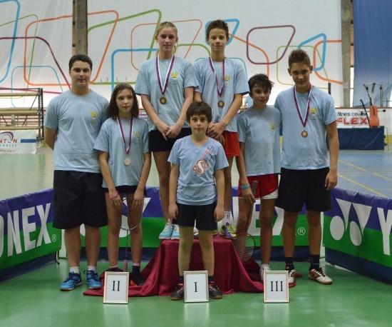 Juniori sa medaljama