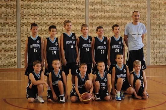 KK Petrovgrad 3