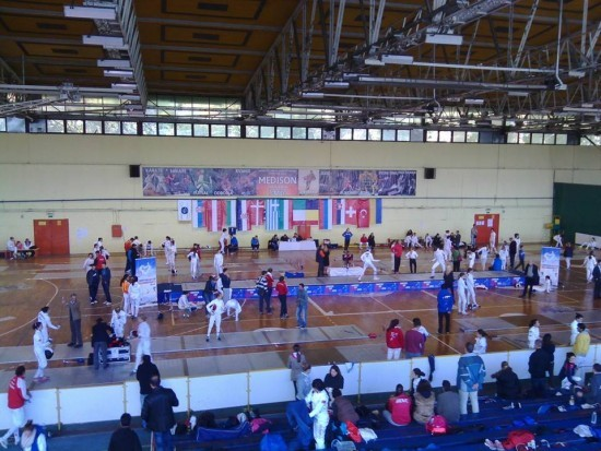 Zrenjanin open 2014
