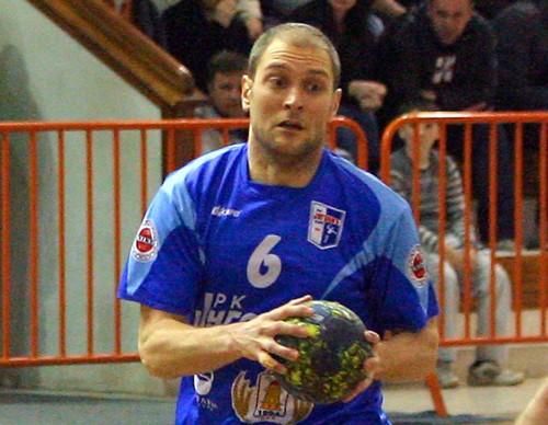 Organizator igre Proletera: Nikola Radaković