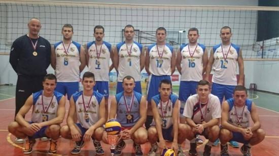 Odvajači Kupa Vojvodine: OK Klek Srbijašume