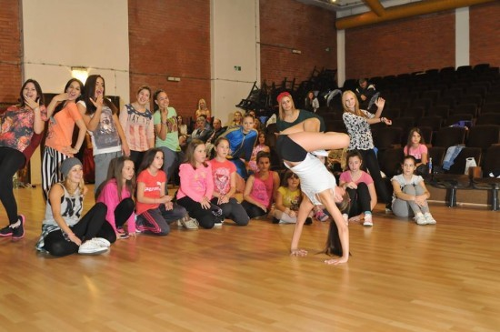 Plesni centar Zrenjanin 1