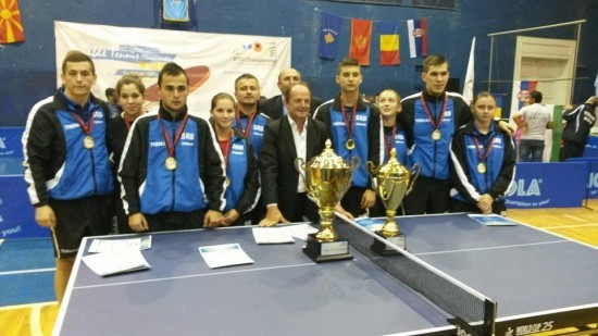 Šampioni Balkana