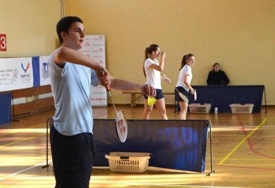 badminton Marko Bubalo