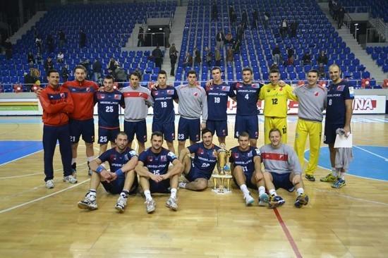 Vojvodina šampion: U ekipi Vojvodine je i Srđan Veljković, nekada dugogodišnji prvotimac Proletera