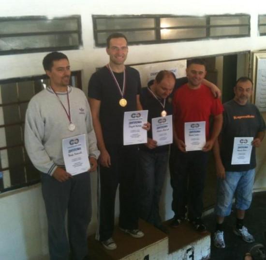 Šampion Srbije 2012. godine