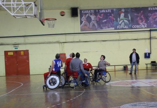 Invalidi kosarka