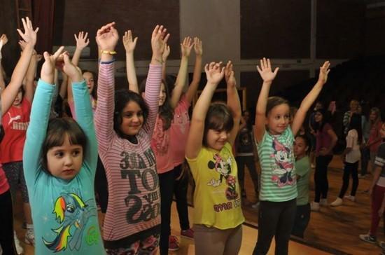 Plesni centar deca