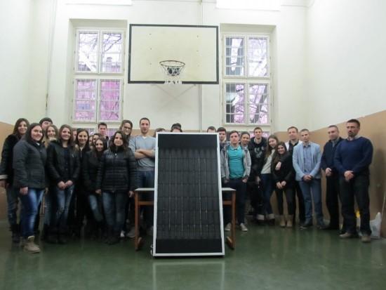 Solarni kolektor od limenki