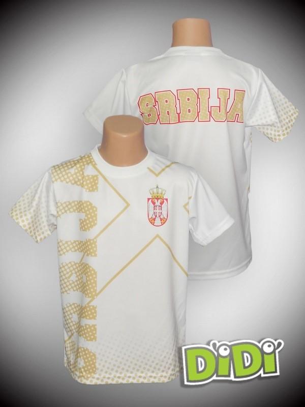 Dres beli Srbija