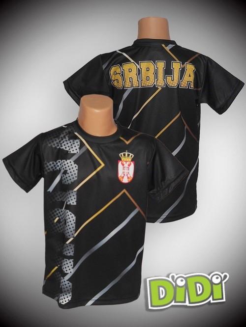 Dres crni Srbija