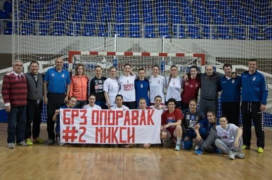Rukometasice Srbije