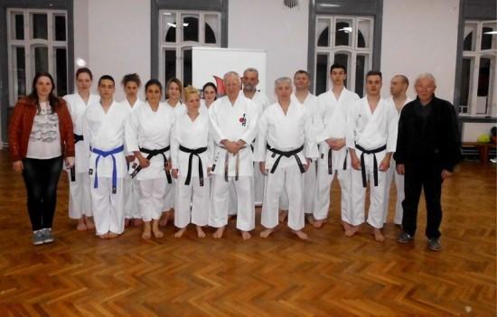 Karate seminar-prof.dr Vladimir Jorga 9.dan