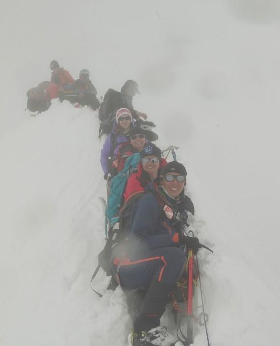 Pozdrav sa vrha (foto A. Rasin)