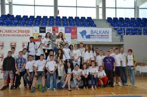 Dzudo Balkanijada volonteri i organizatori
