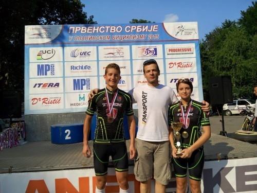 Aleksandar Stanić, Vladimir Stanar i Viktorija Petrović