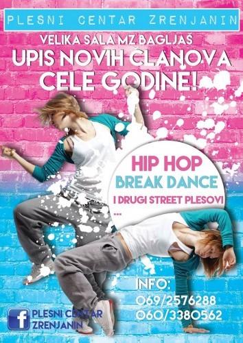 Plesni centar hip hop