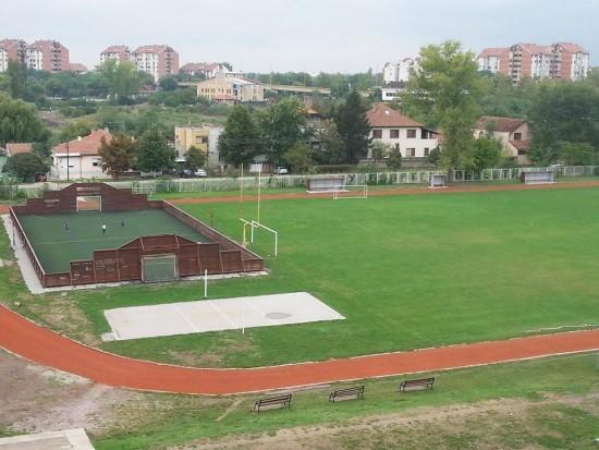 Otvaranje košarkaškog terena na Vojnom stadionu je planirano sutra od 14 časova