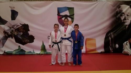 Osvajači medalja na turniru u Bečeju