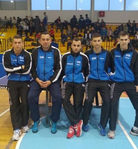 Stoni tenis Balkanijada 2015