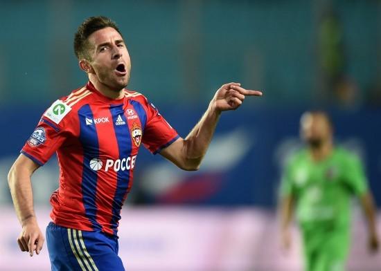 Zoran Tosic CSKA - Ural