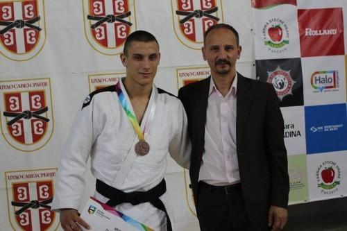 Dušan Sarić i Nenad Janjić
