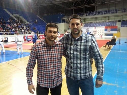 Trenerski tandem za velika dela: Tomislav Kohajm i Nikola Savatović