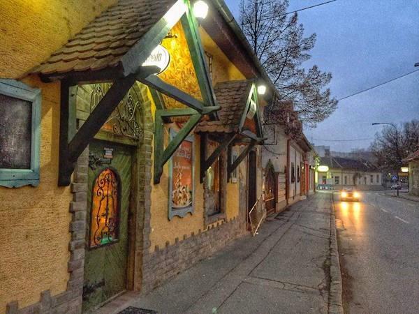 Restoran Petrovgrad Zrenjanin