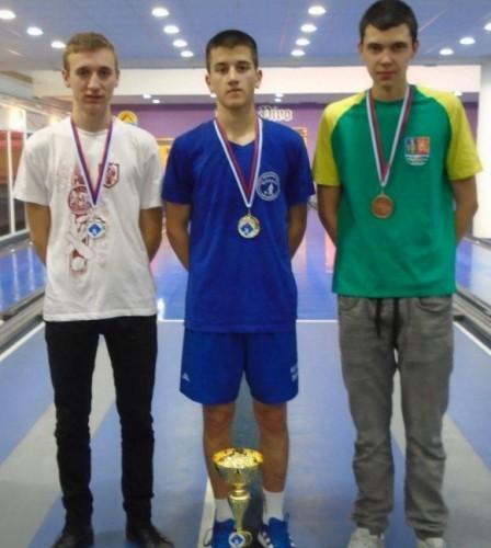 Vuk Boškov je osvojio dve titule