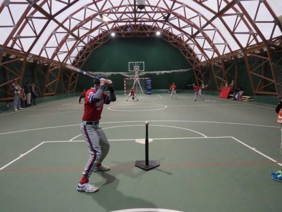 Bejzbol Detalj sa turnira