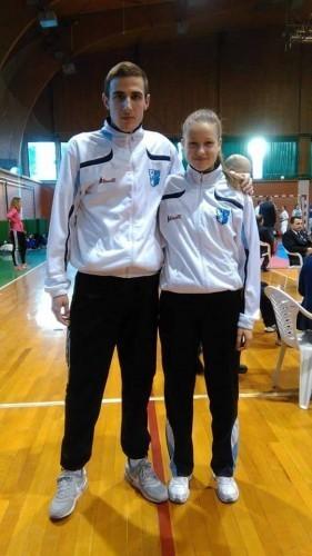 Posle Vrdnika pravac Samobor: Dejan Cvrkota i Marina Radičević