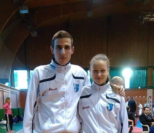 Dejan Cvrkota i Marina Radicevic