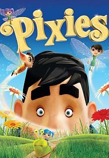 pixies-plakat