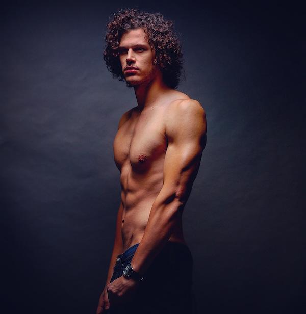 Filip Acic model man casual look 00019