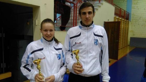 Marina Radičević i dejan Cvrkota (Foto: Arhiva)