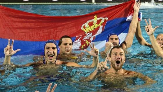 Vaterpolo Srbija