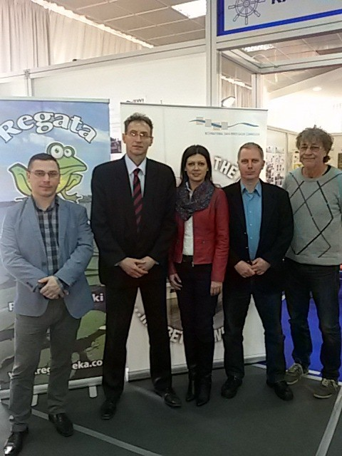 Delegacija Zrenjanina na Sajmu nautike, lova i ribolova