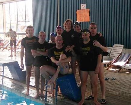 Plivanje masters Proleter