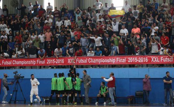 Atmosfera kao na finalu Lige šampiona
