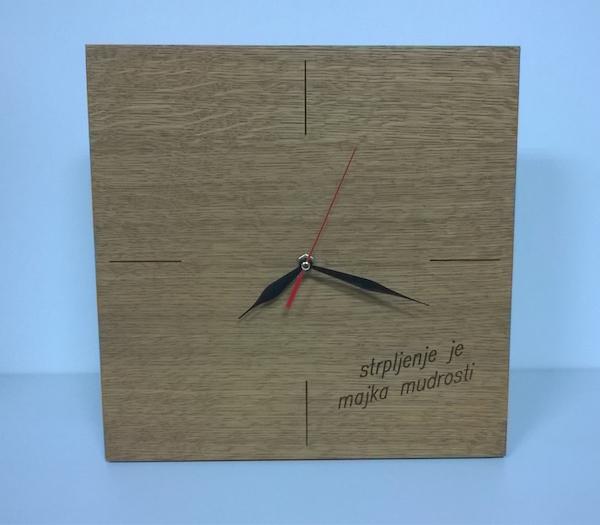 Zidni satovi promo materijal cena 00003